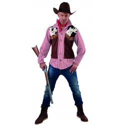 veste cow boy