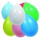 Ballons multi par 100