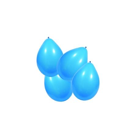 Ballon bleu par 100