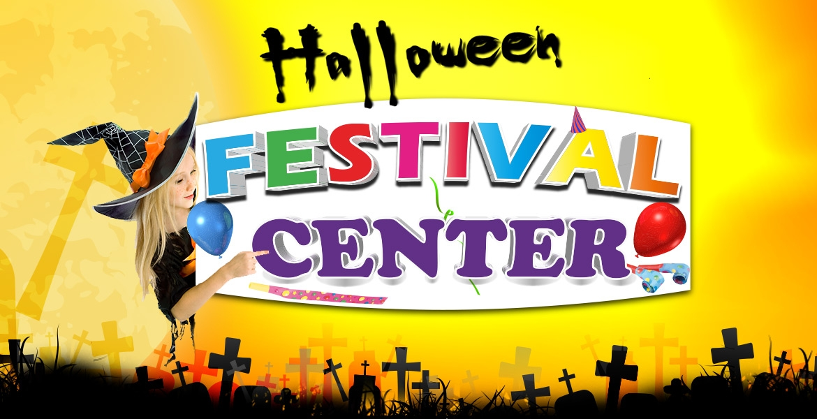 Halloween chez Festival Center